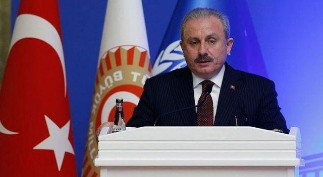 Şentop'tan Türkiye'nin, ABD dahil herhangi bir ülkeye mahkum olmadığı vurgusu