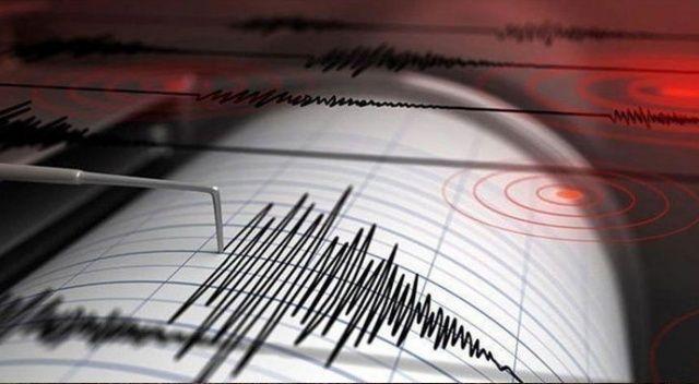 Son dakika deprem! Akdeniz'de korkutan deprem | Son depremler