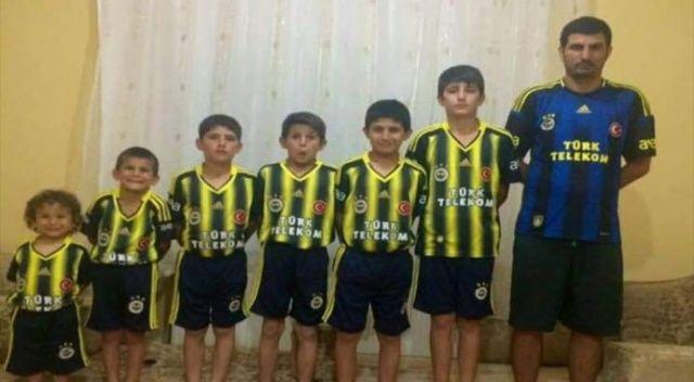 Sosyal medyayı salladılar! İşte fanatik Fenerbahçeli aile