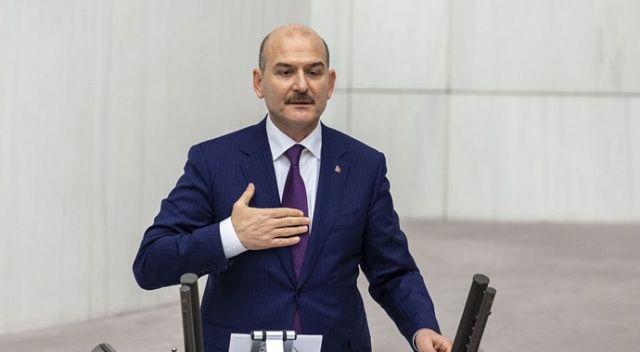 Süleyman Soylu'dan CHP kadın milletvekillerine cevap
