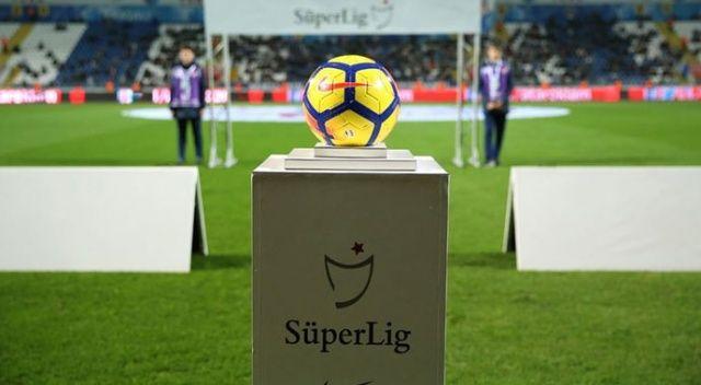 Süper Lig'de 14. hafta heyecanı! İşte puan durumu