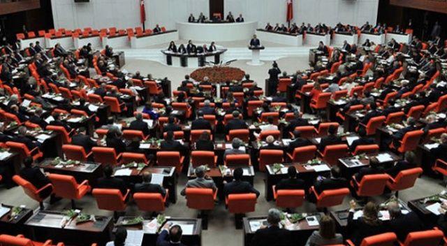 """TBMM Genel Kurulundan, ABD Senatosunun """"Ermeni kararı""""na tepki"""