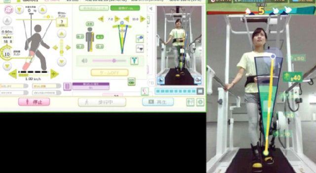 Toyota'dan felçli hastalar için rehabilitasyon robotu
