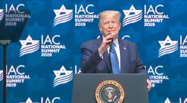 Trump'ın sözlerine Yahudilerden tepki