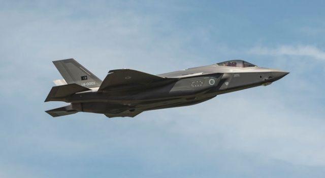 Türk F-35 uçaklarını ABD alacak