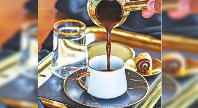 Türk kahvesi makineyle dünyaya yayılacak