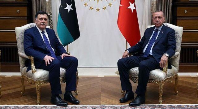Türkiye ile Libya arasında imzalanan mutabakat 8 Aralık'ta yürürlüğe girecek