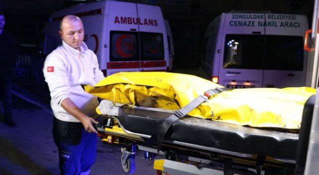 Türkiye'ye kaçak girdi, kaçak ocakta öldü