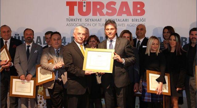 TÜRSAB'ın 24. dönem yönetim kurulu üyeleri mazbatalarını aldı
