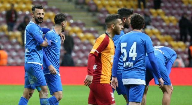 Tuzlaspor'dan Galatasaray maçı açıklaması