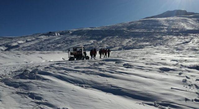 Uludağ'da kayıp dağcılar için ısıya duyarlı 2 arama uçağı getirildi
