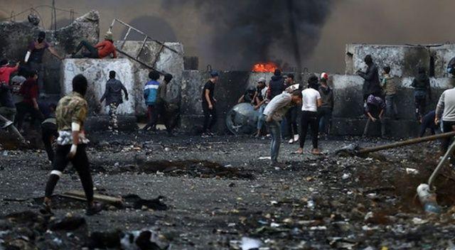 Uluslararası Af Örgütü: 'Bağdat'ta protestocuları hedef alan saldırıda en az 20 kişi öldü'