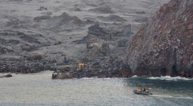 Yeni Zelanda'daki yanardağ patlamasında ölü sayısı 16'ya çıktı