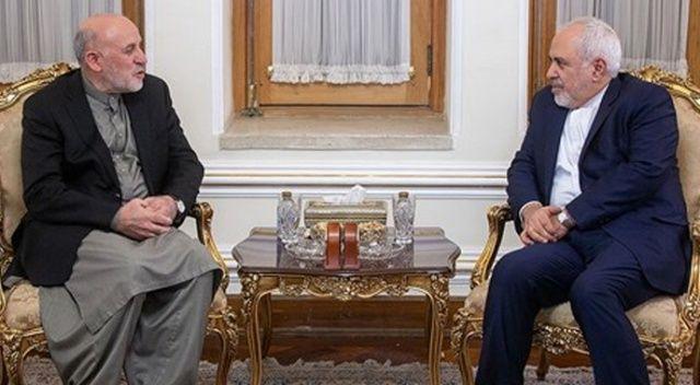 Zarif ile Gani, Afganistan barış görüşmelerini değerlendirdi