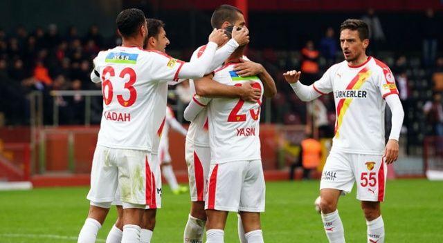 Ziraat Türkiye Kupası: Fatih Karagümrük 1-2 Göztepe