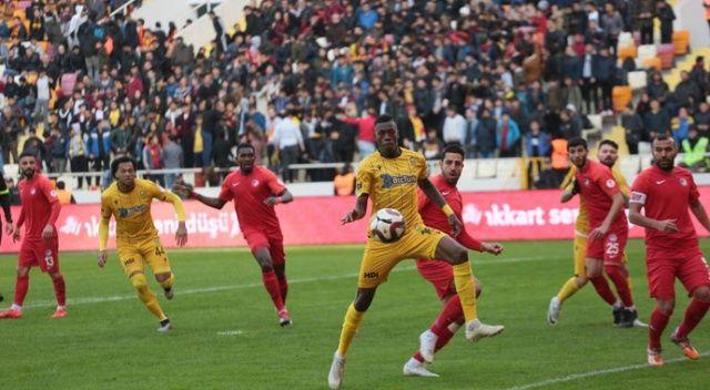 Ziraat Türkiye Kupası: Yeni Malatyaspor 3-1 Keçiörengücü