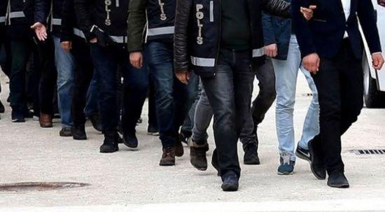 Sarallar operasyonunda 8 tutuklama