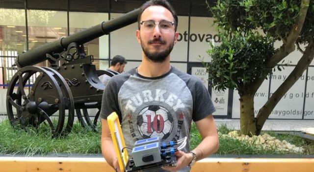 'En Değerli  Genç Bilim  İnsanı' seçildi