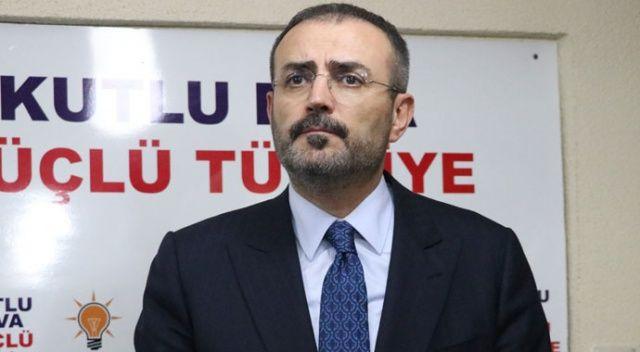 'Türkiye'nin başına kötü bir şey  gelsin diyen bir muhalefet var'