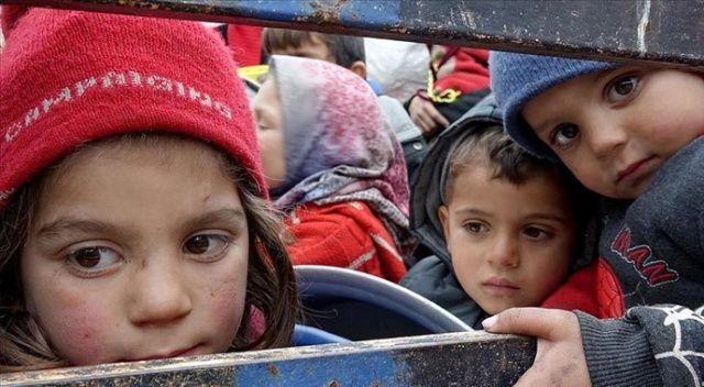 27 bin sivil daha Türkiye sınırına göç etti