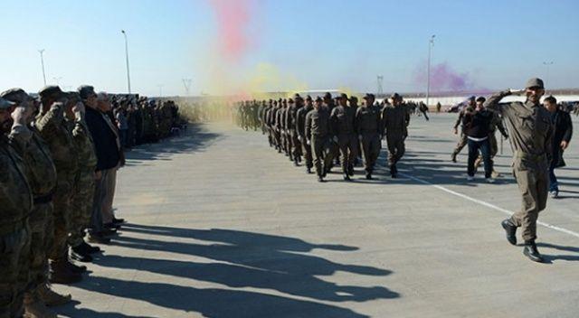 400 Suriyeli polis, eğitim için Türkiye'de