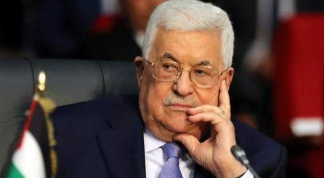 Abbas, ABD Başkanı Donald Trump'ın sözde barış planını reddettiklerini açıkladı