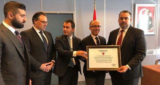 ABD'li Taronis Türkiye'de şirket kuruyor