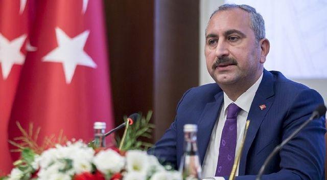 Adalet Bakanı Gül: Fidan'a yönelik tehditleri hepimize yapılmış kabul ederiz