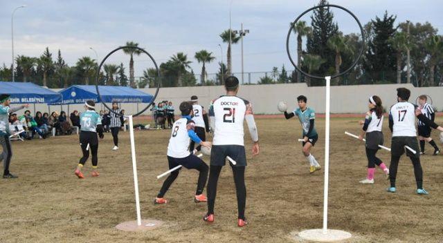 Adana'da Quidditch turnuvası!