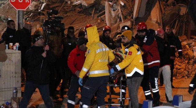 AFAD: 44 vatandaşımız enkaz altından kurtarıldı