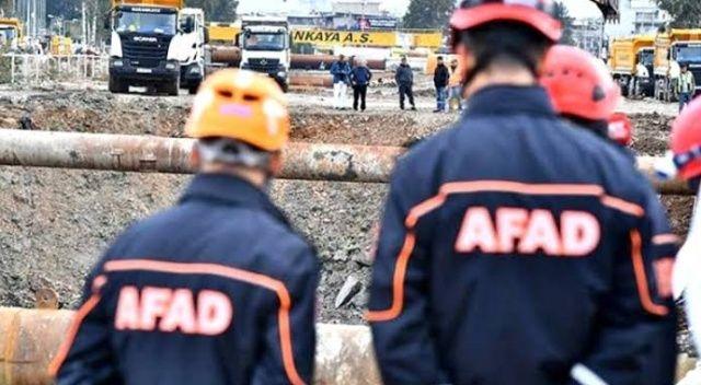 """AFAD: """"826 artçı deprem meydana geldi"""""""