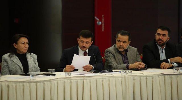 AK Parti'de 19'uncu dönem 'Siyaset Akademisi' başlıyor