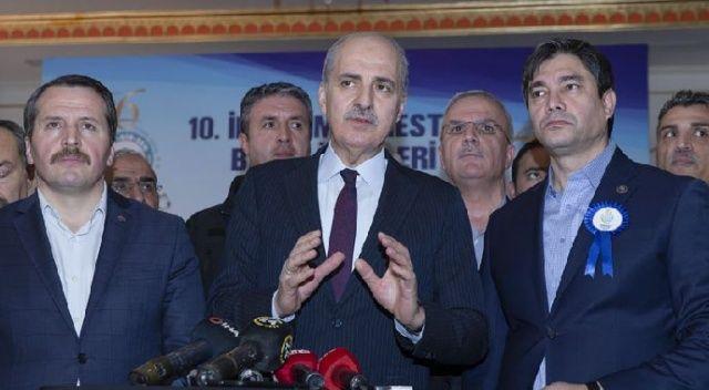 AK Parti Genel Başkanvekili Kurtulmuş'tan 'Libya'da ateşkes çağrısı' açıklaması