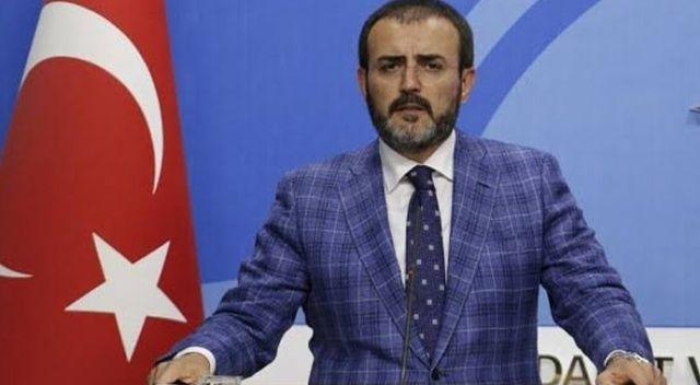 """AK Partili Ünal: """"Biz bu dünyaya kuru bir iktidar kavgası için gelmedik"""""""