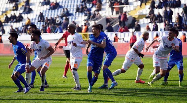 Alanyaspor, Kasımpaşa'yı kupanın dışına itti
