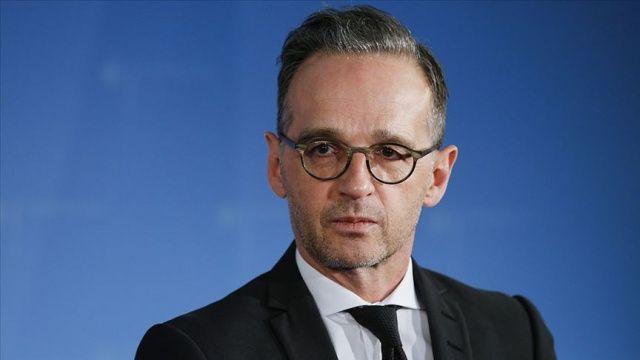 Almanya Dışişleri Bakanı Maas, Hafter ile görüşmek üzere Bingazi'ye gitti