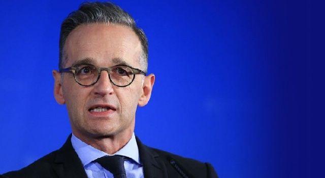 Almanya Dışişleri Bakanı Maas: Hafter mevcut ateşkese uyacağına söz verdi