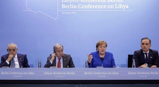 Almanya Dışişleri Bakanı Maas: Libya ihtilafını çözecek anahtarı aldık