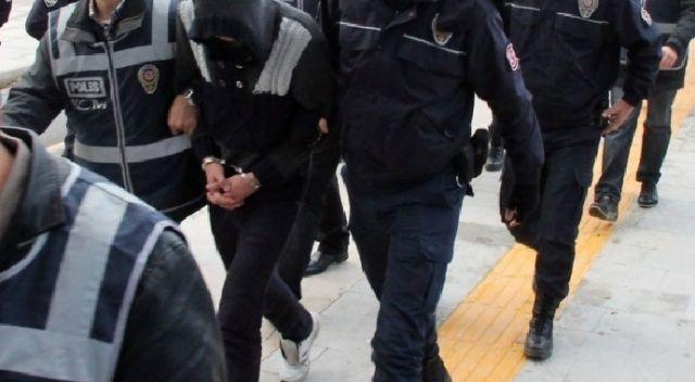 Amasya'da FETÖ operasyonu: 14 gözaltı