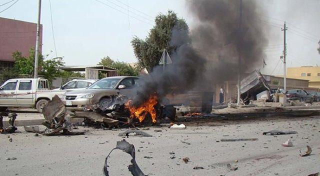 Bağdat'ta 4 ayrı patlama: 7 kişi yaralandı