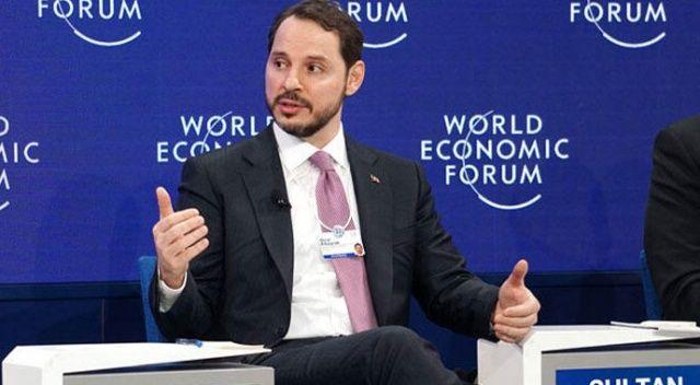 Bakan Albayrak: Türkiye'nin borç karnesi çok sağlam