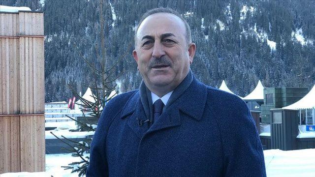 Bakan Çavuşoğlu: Amacımız Libya'da kalıcı ateşkesi tesis etmek