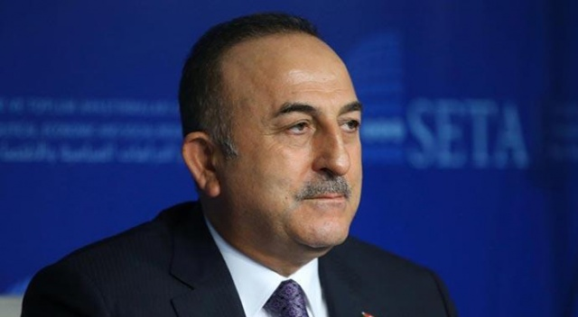 Bakan Çavuşoğlu: Irak'ın başka ülkeler için çatışma alanına dönüşmemesi lazım