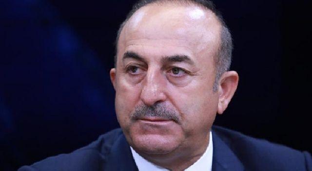 Bakan Çavuşoğlu, İtalya Dışişleri Bakanı ile görüştü