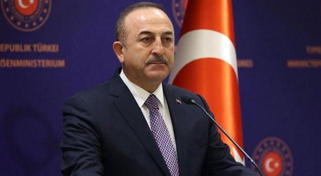 Bakan Çavuşoğlu'ndan AB'deki muhataplarına 'genişleme politikası' mektubu