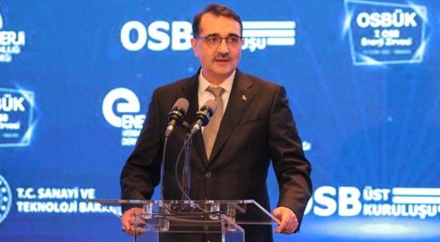 Bakan Dönmez'den TANAP ve TürkAkım açıklaması
