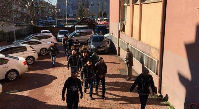 Bartın'da uyuşturucu operasyonu: 5 tutuklama