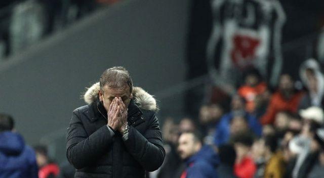 Beşiktaş'tan son yılların en kötü performansı