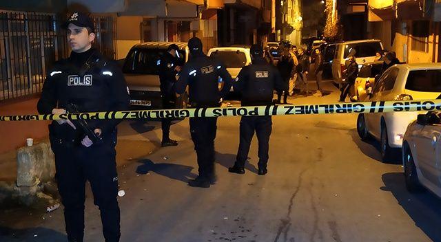 Beyoğlu'nda EYP'li saldırı!