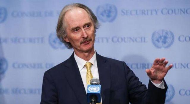 BM Suriye Özel Temsilcisi: İdlib'de sivil halk büyük bedel ödedi